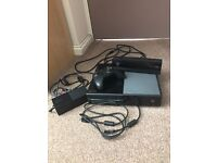 FOR SALE!!! - XBOX ONE (BLACK) 500GB WITH KINECT - VERY GOOD CONDITION - £180 ONO