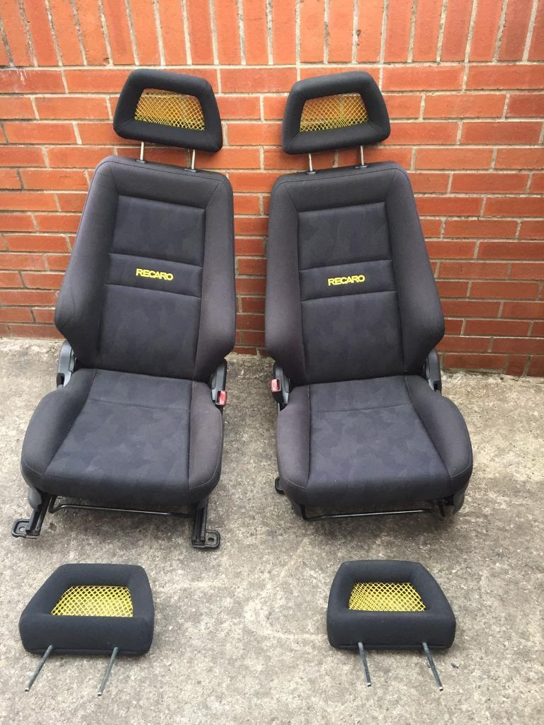 Suzuki Ignis Recaro Seats For Sale