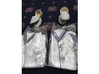 2 boys fancy wedding shalwar Kameez for sale