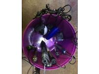 Fish tank heaters and air pumps all kinds