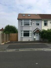 Newly refurbished 5 bedroom house available to rent in Southmead