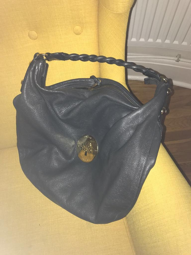 e53fb30b77 Genuine Mulberry Daria Hobo bag with cosmetic purse