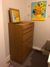 IKEA chest of drawers x 2