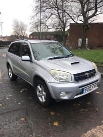 2005 TOYOTA RAV4 ONE PREVIOUS OWNER 2.0L DIESEL FOR SALE
