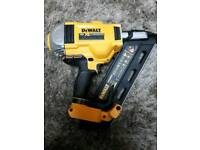 Brand new brushless DeWalt nailers for sale never used