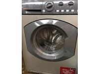 A class hotpoint 7kg washer dryer in good condition and fully working ,delivery possible