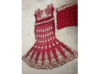 Indian bridal dress REDUCED!!