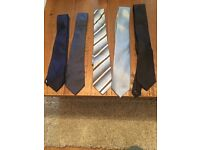 Men's Ties 75p each