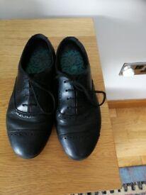 Clarke's school shoes size 3