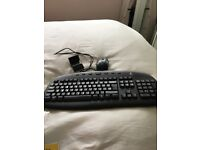 Logistics wireless keyboard and mouse
