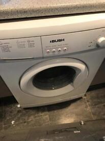 Bush washing machine A126Q