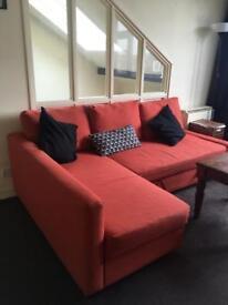 IKEA Corner sofa convertible