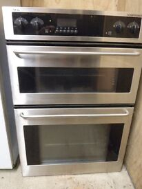 AEG Competence 52381B Integrated Double Oven