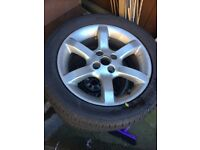 4 tyres 205/50r15 36v