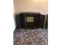 OFFERS. SOLID WOODEN UNIT. IDEAL FOR PROJECT