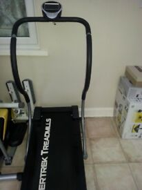 Treadmill - Perfect Condition (Powertrek Non-Motorized)