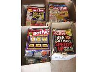 Computeractive Magazines (Over 450 magazines)