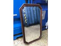 Vintage mirror FREE DELIVERY PLYMOUTH AREA