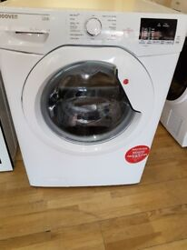 Ex display HOOVER Dynamic Link DHL 8kg 1400 Spin Washing Machine