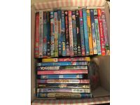 Job lot of 29 Children's DVDs all in good condition for £10