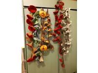 Handmade Nepalese Flower Garlands