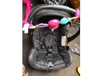 Joie Baby car seat from new born