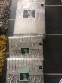 Kylie minogue double duvet cover and two pillowcase