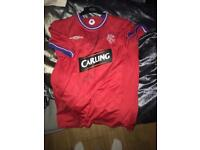 Rangers signed top by players