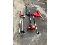 Mitox 28mt Petrol 5 in 1 strimmer chainsaw hedge cutter