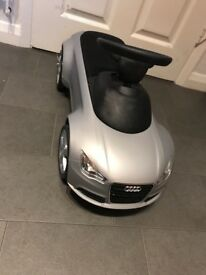 Audi ride on car