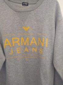 Armani jumper