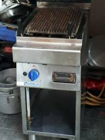 Char grill chargrill hotplate hot plate burger plate bbq