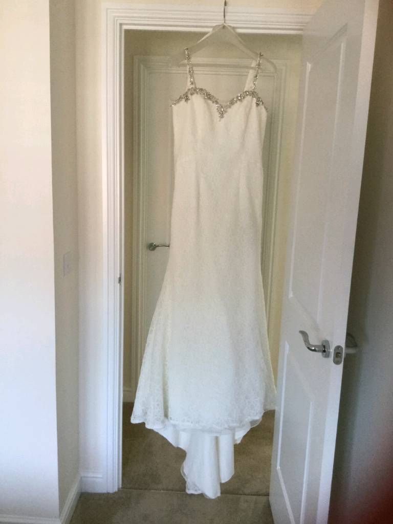 Mori Lee wedding dress size 16 brand new with tags