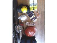 Health + safety gear/package, hi vis
