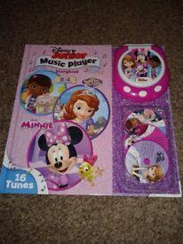 Disney Junior Music Player