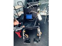 Electric wheelchair and other mobility aids