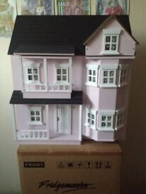 Victorian Country Doll House
