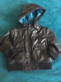 Baby boy winter coat 18-23 months