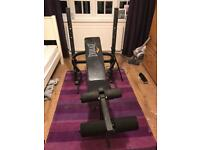 Weights bench - Now gone
