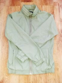 Men's Pale Green Jacket by Next (Small)