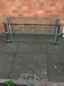 Glass table only £35