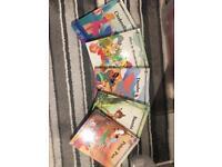 Old Disney books