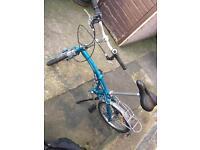 Amsterdam fold up bike for sale