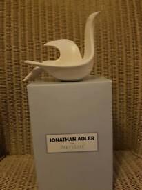 Partylite Jonathan Adler peace dove