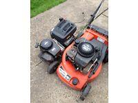 Lawnmower engines