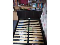 Double Bed frame only!!