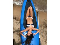 """Stand up Paddle Board 10'10"""" Rigid - Pipeline Softboards"""