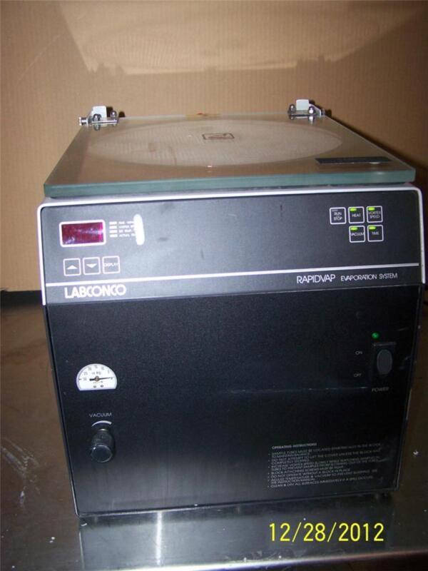 Labconco RAPIDVAP 79000 Centrifugal Evaporation System 79000023769