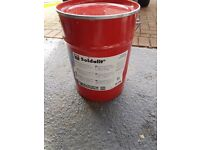 Kiem 25kg drum of exterior paint