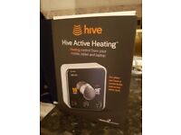 HIVE Heating Online System / Thermostat. Full kit. Easy to Install. £180 New